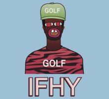 IFHY / Tyler the Creator by woahjonny