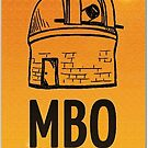Mount Burnett Observatory Logo by Mount Burnett Observatory