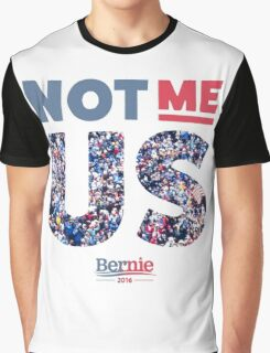 Not ME, US Graphic T-Shirt