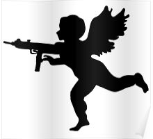 Angel with Gun Poster