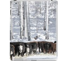 Cattle Country iPad Case/Skin