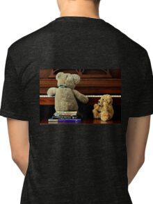 Beethoven's 9th....(Ted's 1st piano concerto) Tri-blend T-Shirt