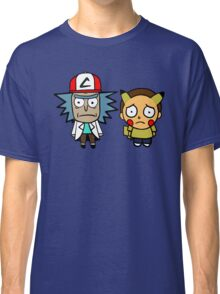 Rick and Mortychu Classic T-Shirt
