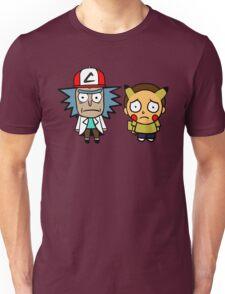 Rick and Mortychu Unisex T-Shirt