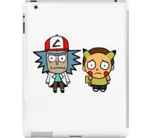 Rick and Mortychu iPad Case/Skin