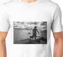 Sunset on the Pier Unisex T-Shirt