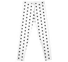 Super simple polka dot print Leggings