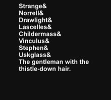 Strange Gentlemen Unisex T-Shirt