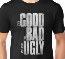 The Good, the Bad and the Ugly (1966) Unisex T-Shirt