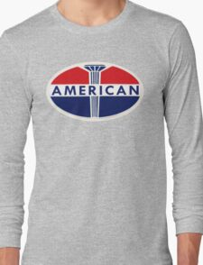 American Oil Company Long Sleeve T-Shirt