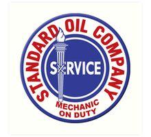 Standard Service Art Print