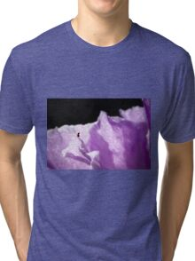 Petal Mountain  Tri-blend T-Shirt