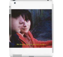 SUBMARINE iPad Case/Skin
