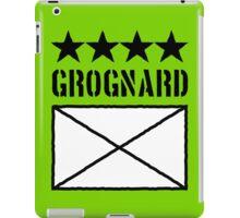 4 Star Grognard iPad Case/Skin