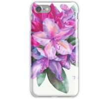 Washington Rhododendron iPhone Case/Skin