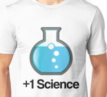 +1 Science Unisex T-Shirt