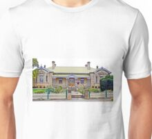 Old Campbell Town Hospital Unisex T-Shirt