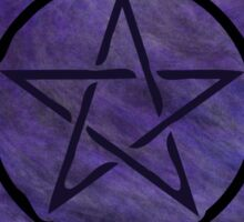 Pentacle 0144 by Chandra Nyleen Sticker