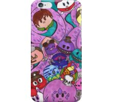 Oscars Hotel Tsum Style Poster iPhone Case/Skin