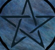 Pentacle 0147 by Chandra Nyleen Sticker