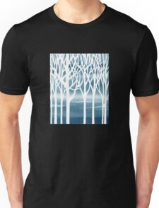 Baby Blue Forest Unisex T-Shirt