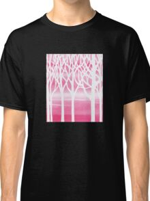 Baby Pink Forest Classic T-Shirt