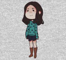 Teen Wolf Allison Argent One Piece - Short Sleeve