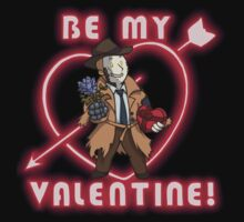 Be My Nick Valentine by JapaNeeSee