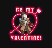 Be My Nick Valentine Unisex T-Shirt