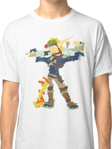 Jak and Daxter - Scribble Art Classic T-Shirt