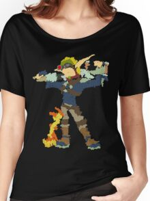 Jak and Daxter - Scribble Art Women's Relaxed Fit T-Shirt