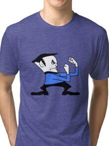 The Fighting Vulcans Tri-blend T-Shirt
