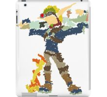 Jak and Daxter - Scribble Art iPad Case/Skin