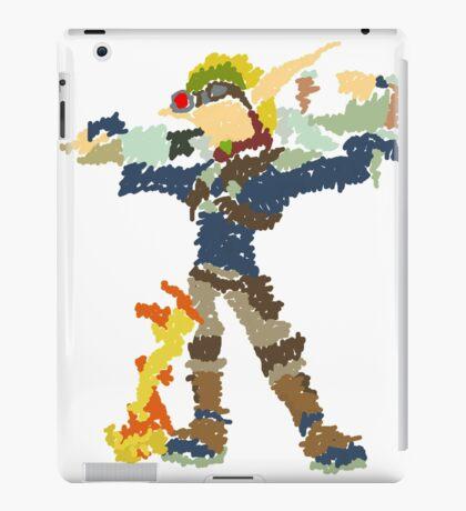 Jak and Daxter - Scribble Art iPad Case/Skin