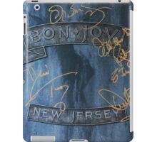 BON JOVI NEW JERSEY iPad Case/Skin