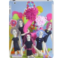 Felt Fantasy Playground  iPad Case/Skin