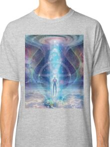 """""""A Spark of the Creator!"""" -   Trinity-  Sacred Geometry  Classic T-Shirt"""