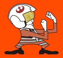 The Fighting Rebels Kids Tee