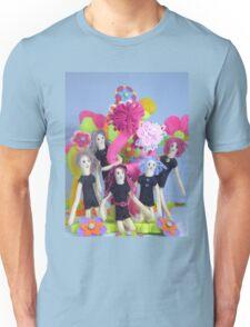 Felt Fantasy Playground  Unisex T-Shirt
