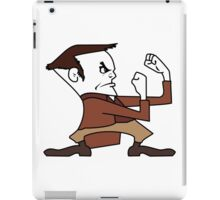 The Fighting Brown Coats iPad Case/Skin