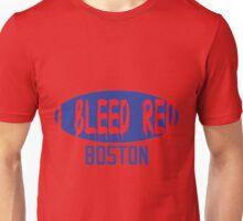 I Bleed Red Unisex T-Shirt