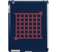 The Witness Red Ship Door iPad Case/Skin