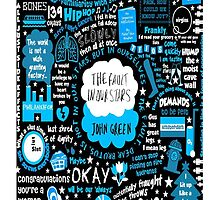 The Fault in Our Stars Quote by albabulul946