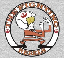 The Fighting Rebels with logo by zenjamin