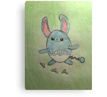 Azumarill Pencil Drawing  Canvas Print