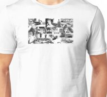 The Fast and the Furious Collage Unisex T-Shirt