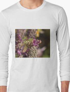 Lavender Girl Long Sleeve T-Shirt