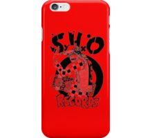 skate trash hip iPhone Case/Skin