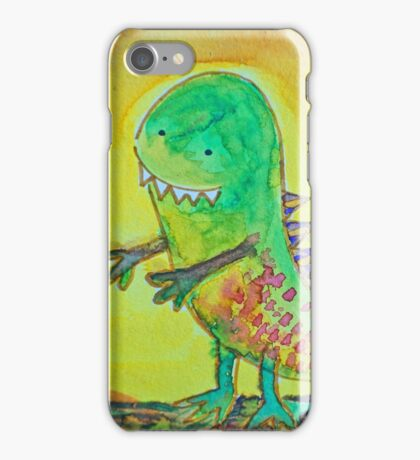 The World's Nicest Dinosaur iPhone Case/Skin