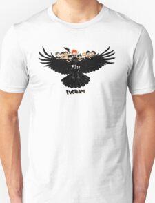 Fly Karasuno Unisex T-Shirt